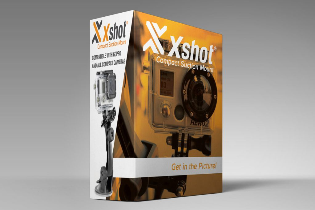 XShot dizajn pakiranja