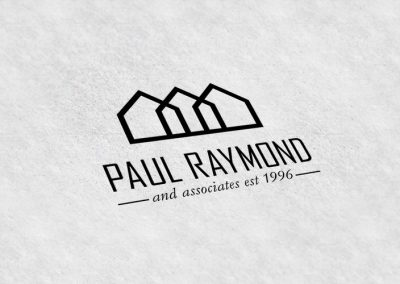paul-raymond-logo-design
